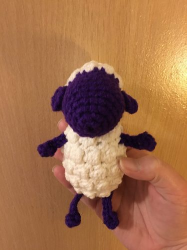 Crochet Sheep Pattern Free Amigurumi Review for Cottontail and Whiskers by Zoe